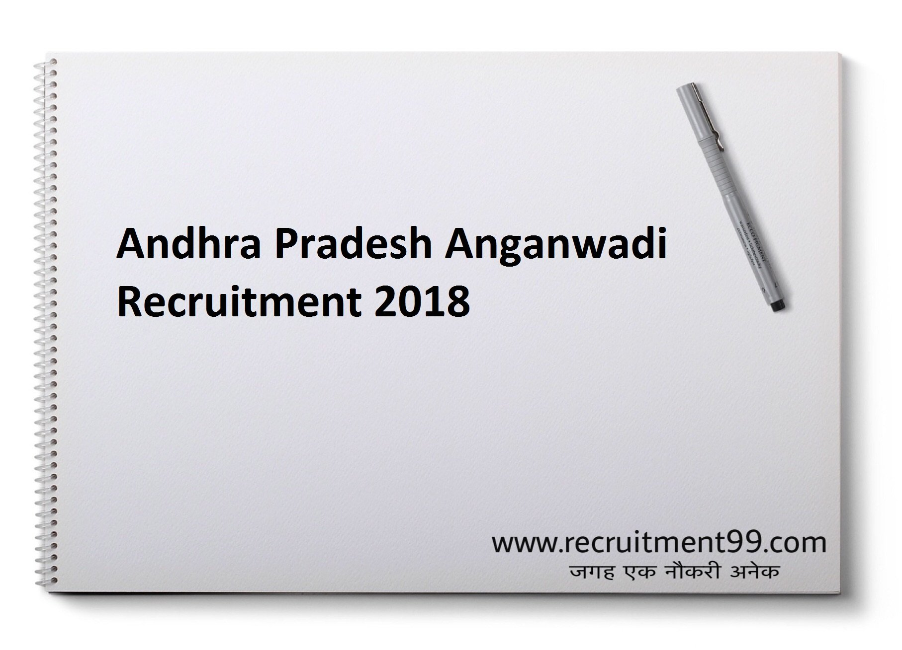 WCWD Andhra Pradesh  State Project Coordinator Specialist Training Recruitment Admit Card & Result 2018
