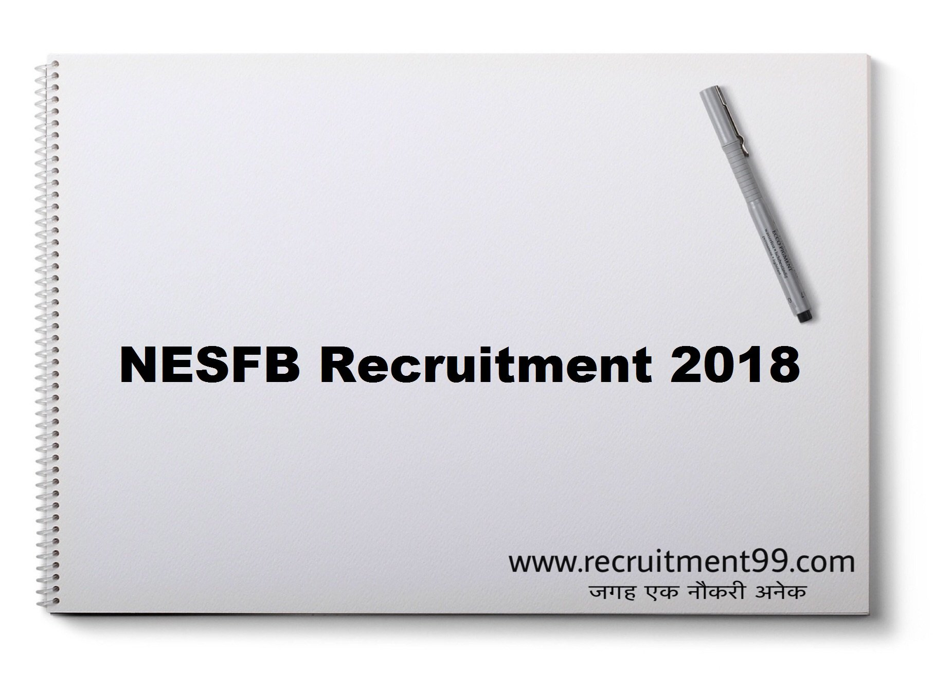 NESFB Credit Officer Single Window Operator Recruitment Admit Card Result 2018