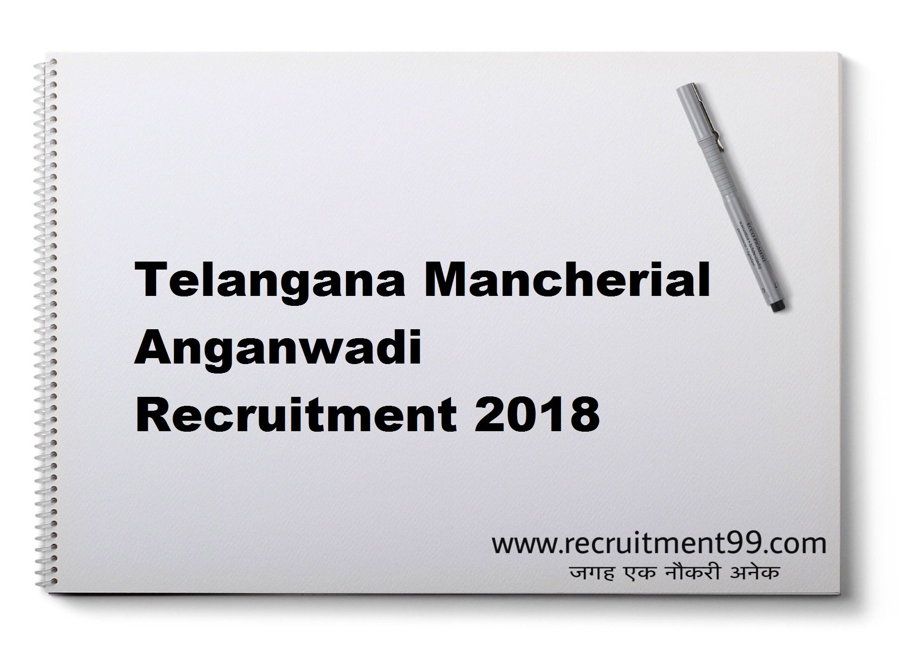 WCD Telangana AWS AWT AWH mini AWS Recruitment Admit Card Result 2018