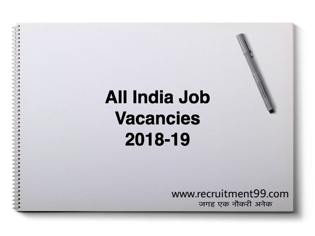 All India Job Vacancies