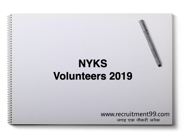 NYKS Volunteers 2019